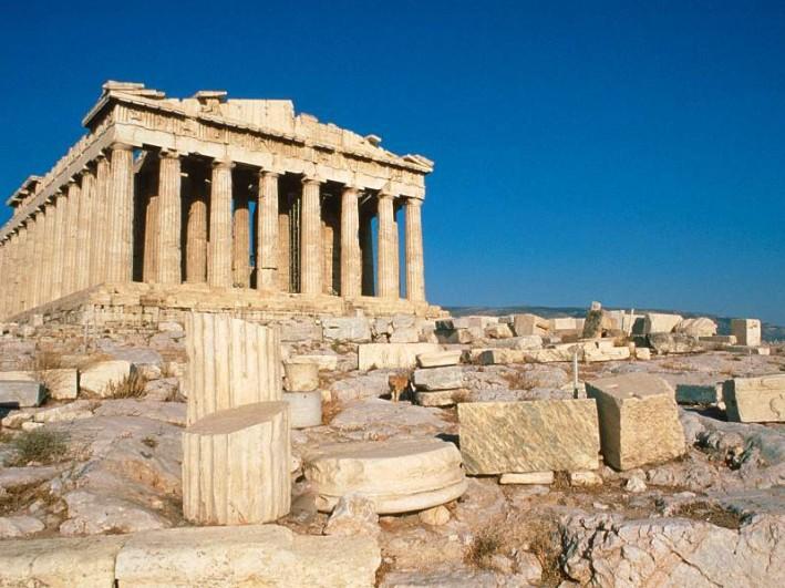 Ruínas gregas