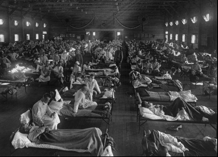 Gripe Espanhola - 1918