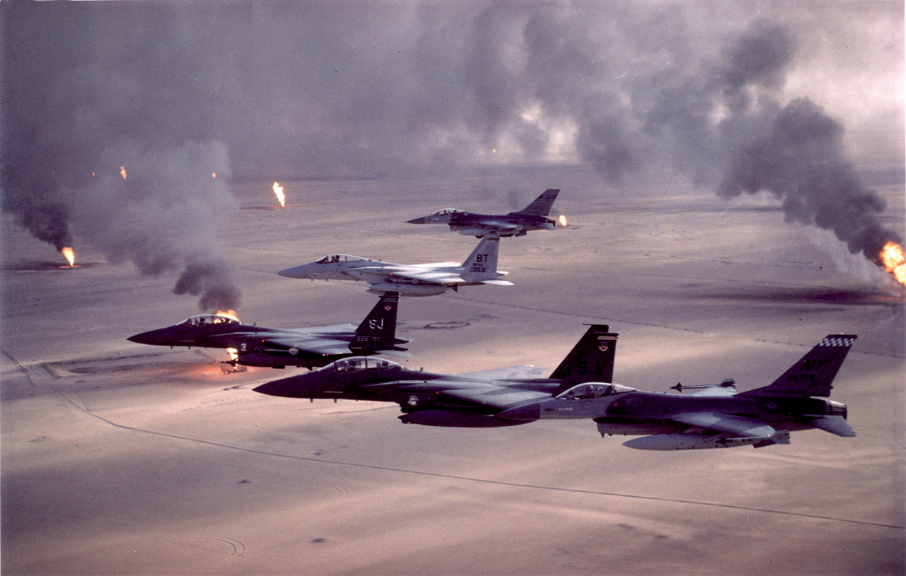 Contingente aéreo norte americano