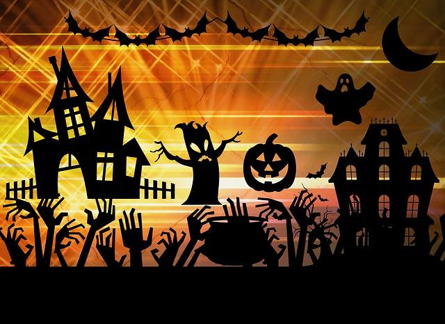 O Halloween é uma data comemorativa mais intensamente no Estados Unidos.