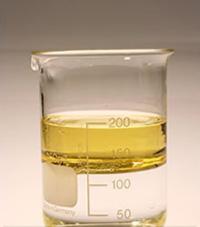 Água e óleo - mistura heterogênea