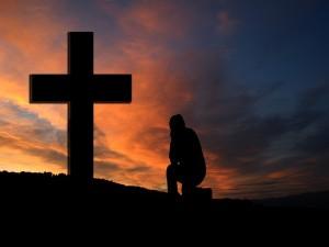 Homem na cruz