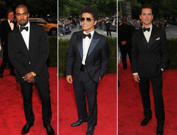 Moda elegante dos famosos (Foto: Reprodução)