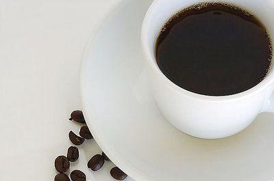 Café coado - mistura homogênea
