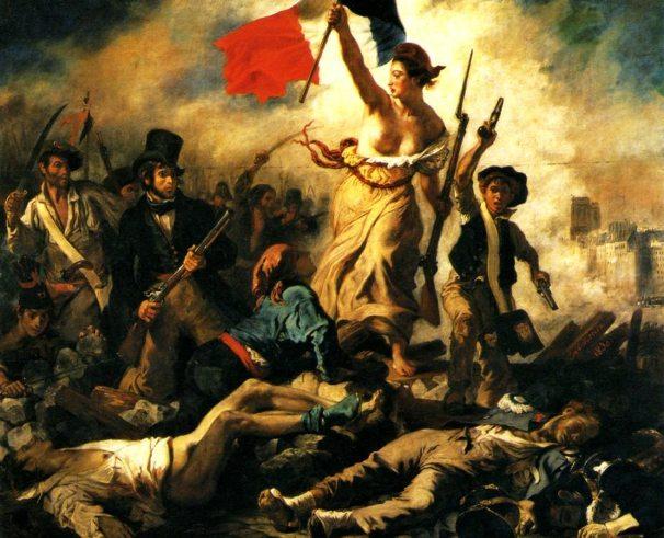 Revolução Francesa - influência direta do iluminismo