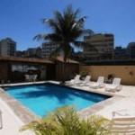 imperial hotel piscina