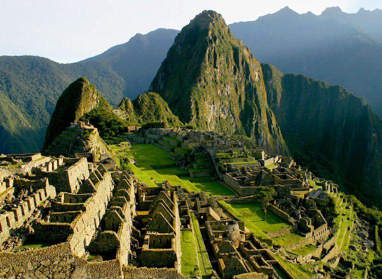 cidade sagrada - Machu Pichu