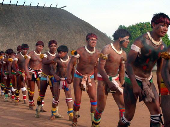 Indígenas no Brasil