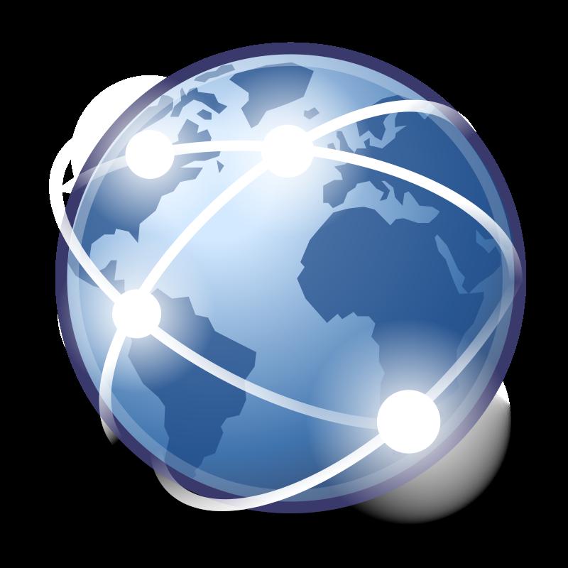 A internet uniu milhões de pessoas