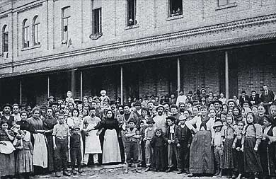 Imigrantes italianos no Brasil