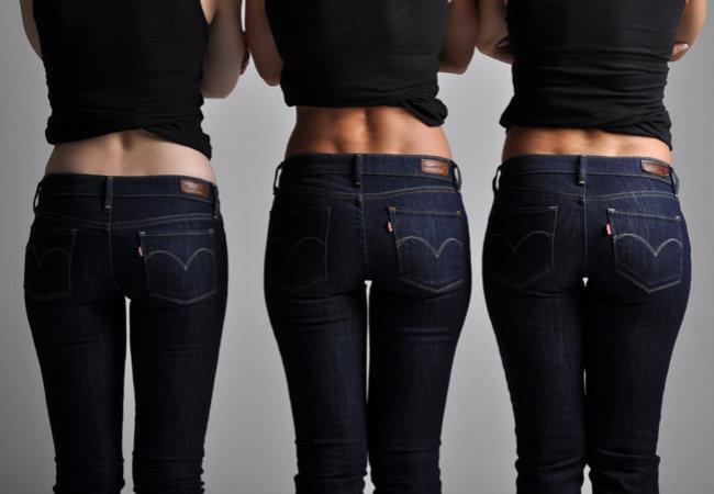 Usa Calça Jeans da celulite
