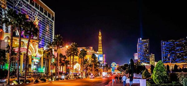 Viajar à Las Vegas é um sonho mundial.