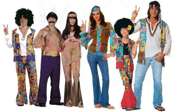 Estilo hippie (Foto: Reprodução)