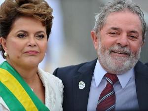 Presidenta e ex-presidente