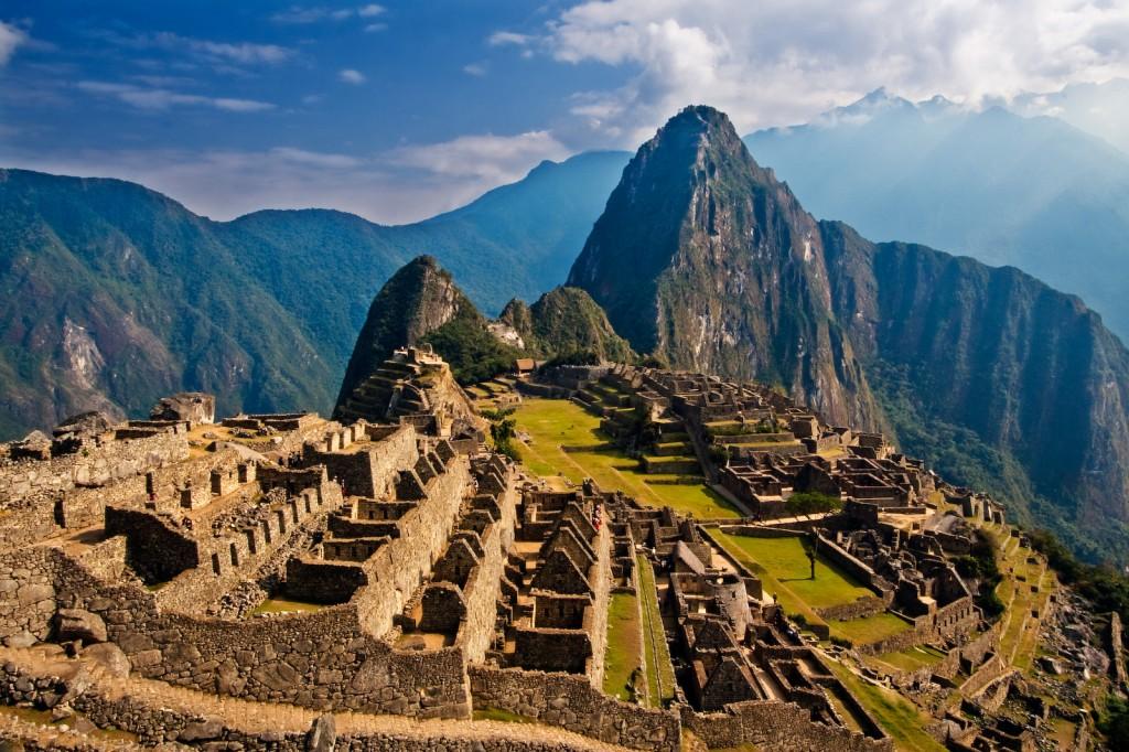 Machu Picchu é um dos pontos turísticos mais famosos e requisitados do Peru