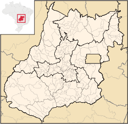 Essa é composta pelos estados e cidades próximos a Brasília, Distrito Federal