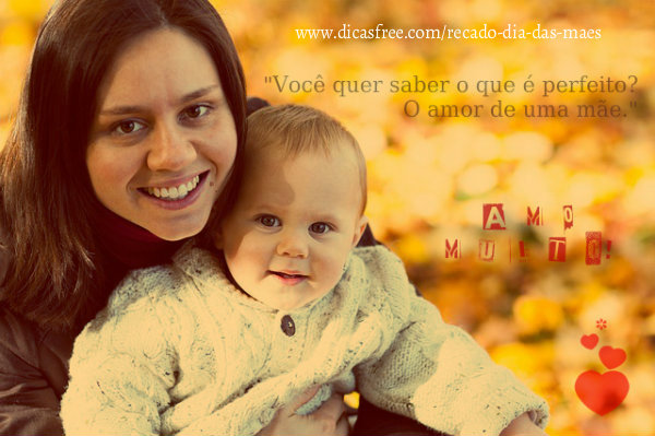 Dia das mães (Foto: Reprodução)