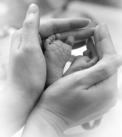 As fases do parto são especiais.
