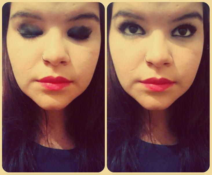 A maquiagem é uma forma muito antiga de melhorar sua aparência facial