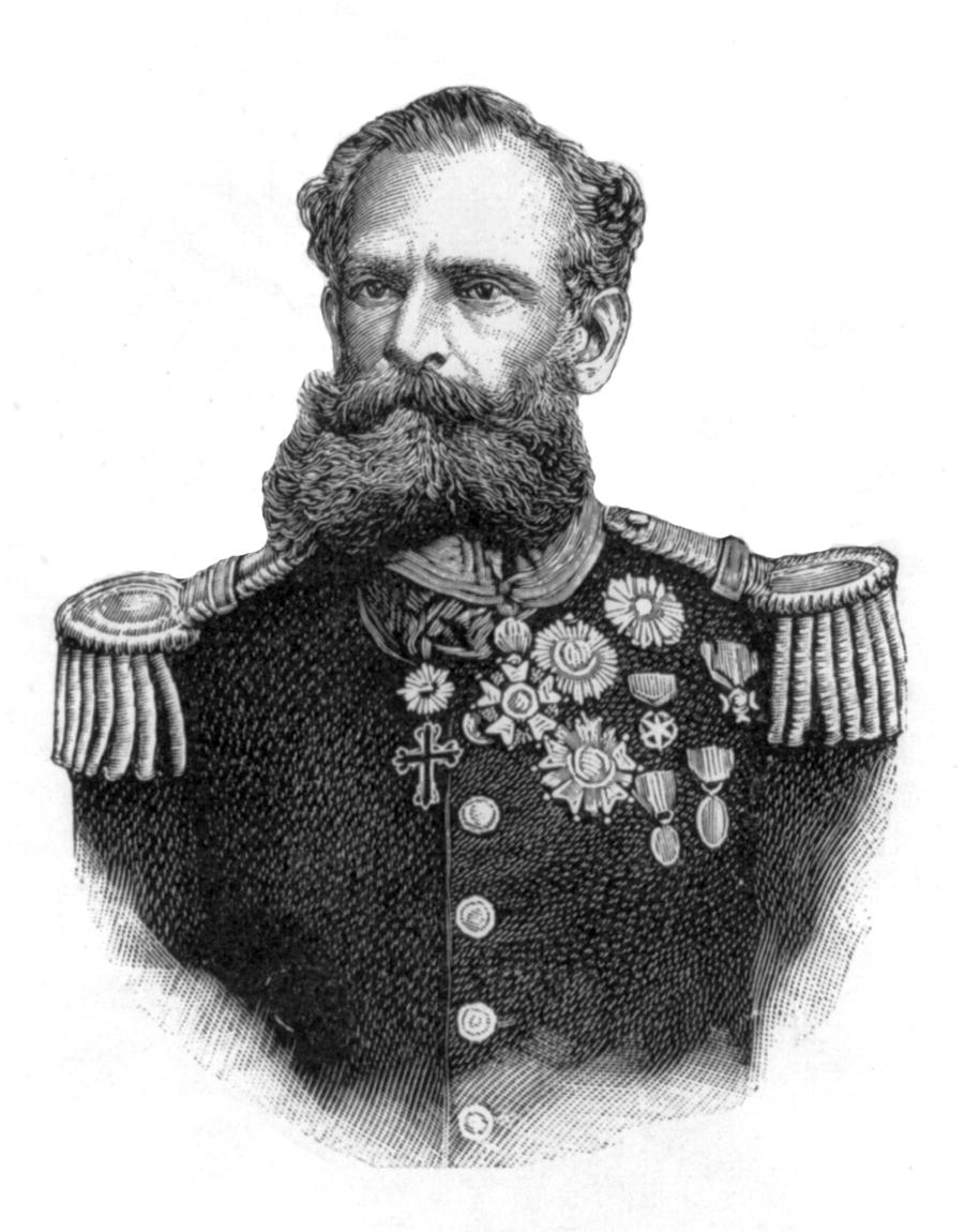 Marechal Deodoro foi o primeiro presidente que se tem registro do Brasil