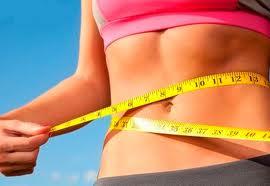 medindo a barriga