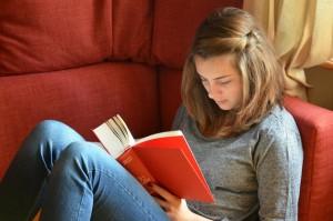 A leitura é uma das armas mais poderosas no aprendizado.