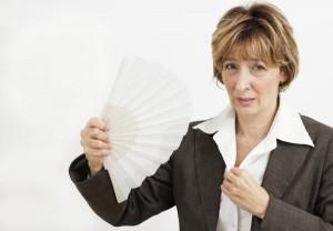 Como combater as ondas de calor na menopausa?