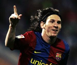 Messi é um dos maiores  jogadores do mundo, sendo eleito como melhor 4 vezes consecutivas.