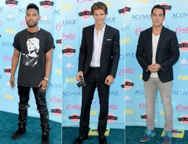 Moda casual dos famosos (Foto: Reprodução)