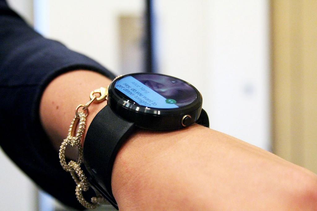 Uma das grandes novidades do mundo dos relógios inteligentes.