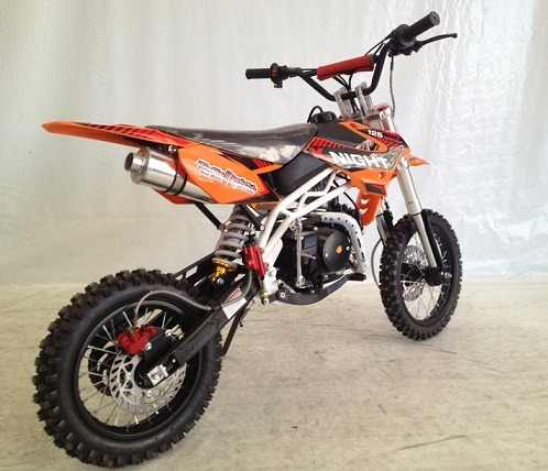 moto cross super knight betta motors 125cc
