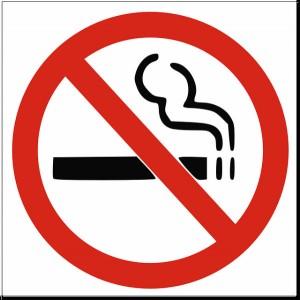Quais as reações do corpo ao parar de fumar?