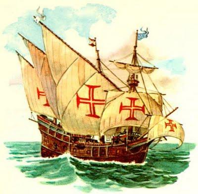 As navegações tinham como principal objetivo conquistar terras
