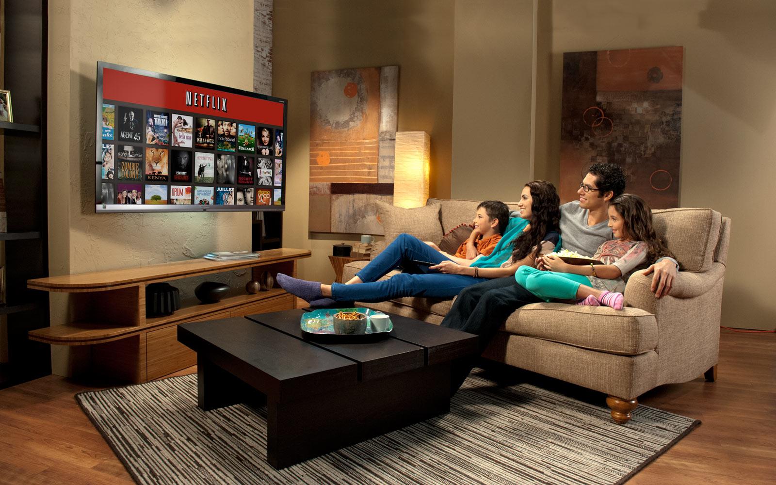 Assistir filmes sem ter que sair de casa com a Netflix