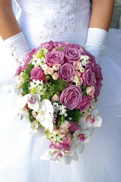 As noivas ficam muito apreensivas quanto a qualquer escolha no casamento.