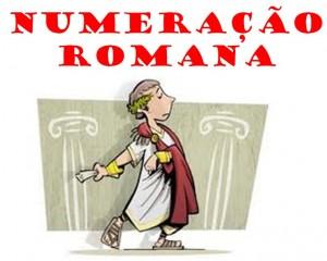 A numeração romana pode ser vista em todos os lugares.