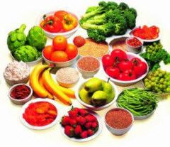 Alimentos nutritivos que precisamos para manter nosso corpo saudável