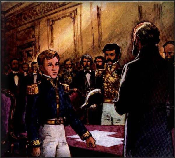 Assembléia Geral que coroou Pedro II