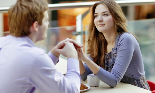 Mulheres esperam ser bem tratadas e cuidadas, esperam estar seguras e ter em quem confiar.