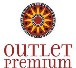 A Outlet é um centro comercial de descontos.