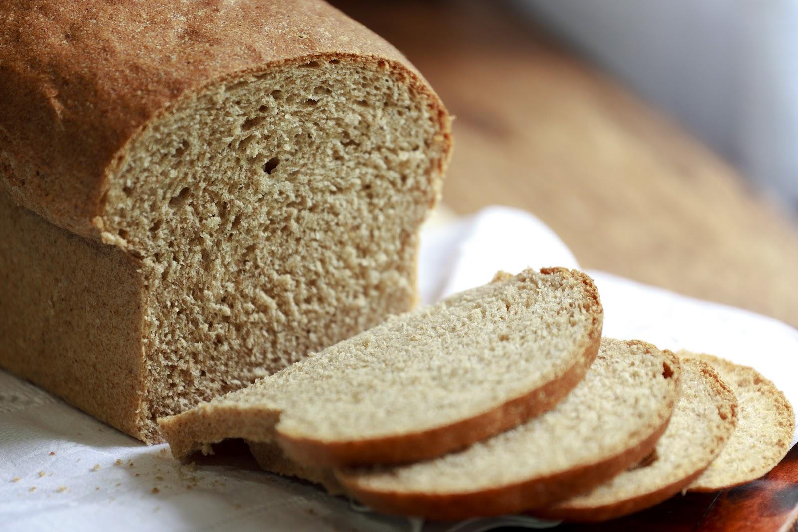 Pão integral além de auxiliar no emagrecimento, substitui o tradicional pão francês (foto: reprodução)