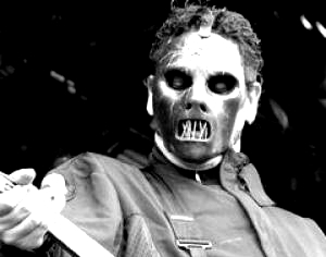 Fundador da banda Slipknot