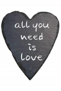Mensagem para pessoas românticas