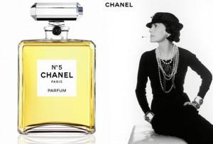 perfume chanel número 5