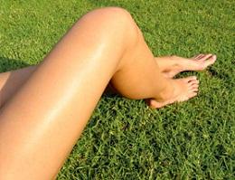 Como ficar com pernas saradas para o verão?