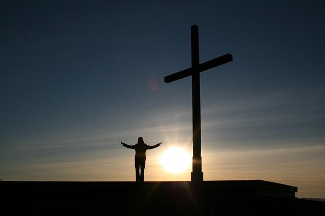 O amor de Deus salva os pecadores (foto: reprodução)