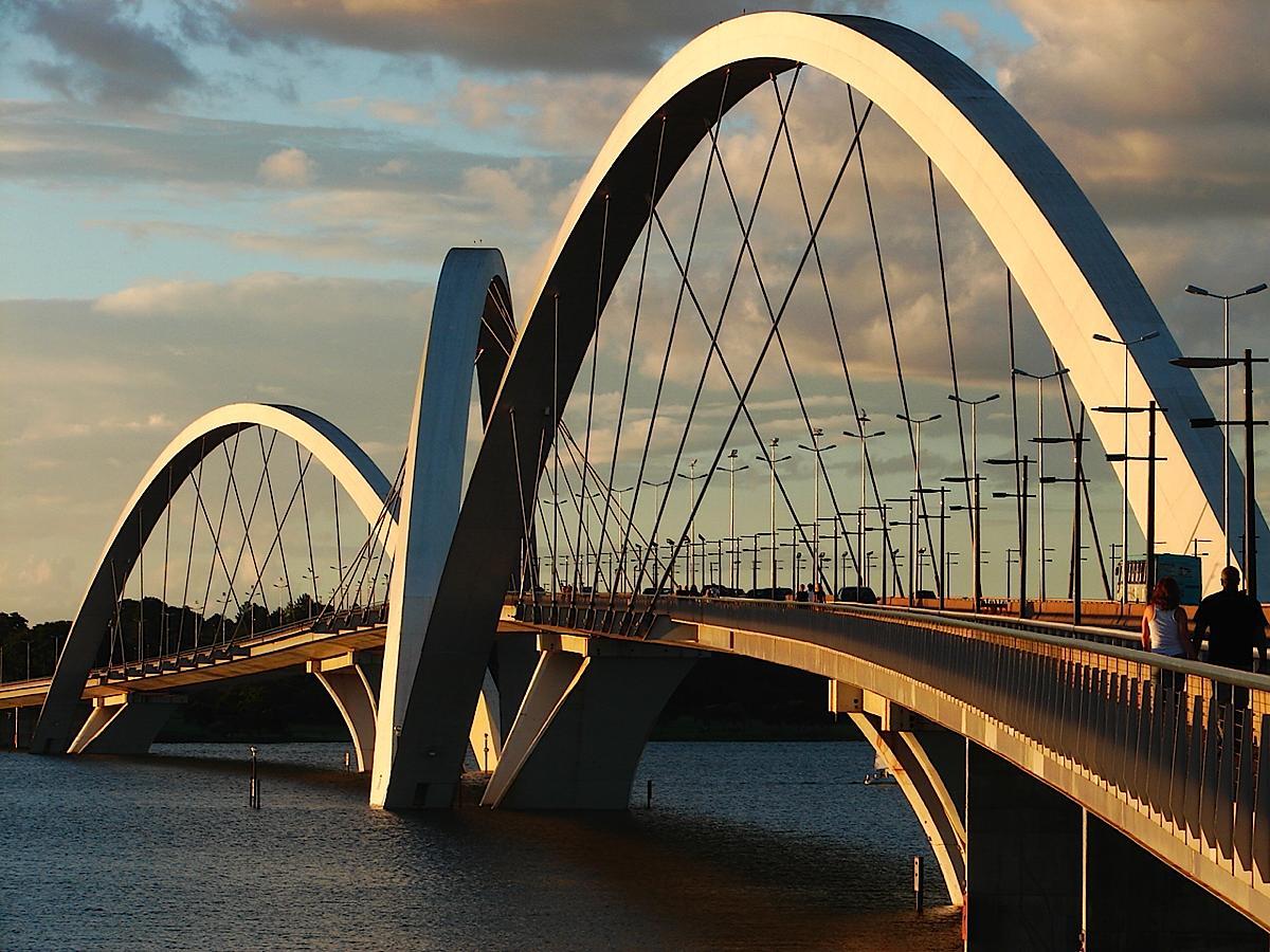Ponte JK (foto: reprodução)
