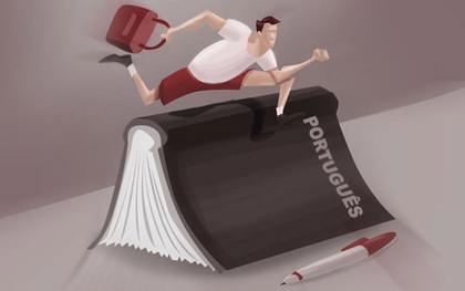 A leitura é um dos meios mais eficazes contra a escrita errada