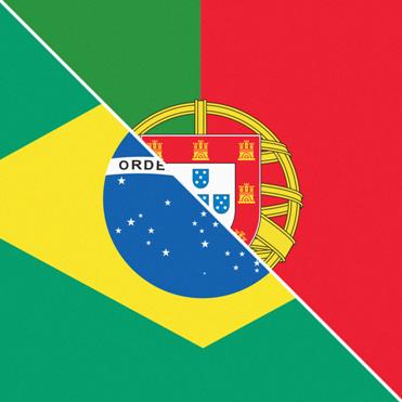 Português do Brasil possui várias semelhanças com o de Portugal
