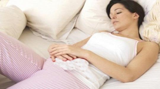Pouca menstruação = gravidez?
